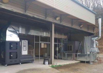CLEANTECH-VULKANNO-INCINERATOR IncineratorFacility PYROLISIS
