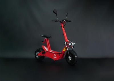 EMGo-FlyWheel-ElectricMotorcycle-Red-Whole
